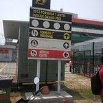 Foto di Buddh International Circuit