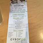 Kinda quick service Greek in  Pembroke Pines