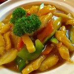 Yellow Malaysian Chicken Curry