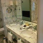 Bathroom of room 420