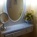 Garden Suite Dressing room