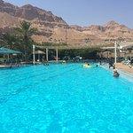 בריכת השחייה, מלון עין גדי