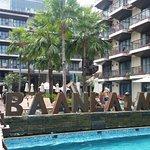 Foto de Baan Laimai Beach Resort