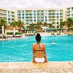 Dips in the pool this week 😊