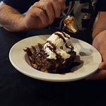 Chocolate Pecan Pie and Creme Breulex