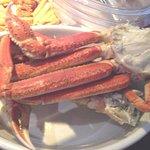Alaska Bairdi Crab Legs