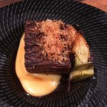 Braised David Blackmore's Wagyu Brisket