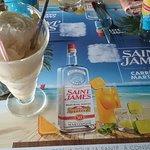 glace spéciale paille coco excellent