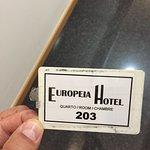 Foto de Europeia Hotel