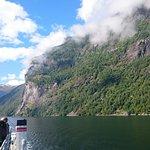 Photo de Geiranger Fjord