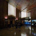 le hall du Chrysler Building