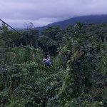 Foto de Ecoglide Arenal Park