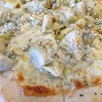 Artichoke Bianco Pizza