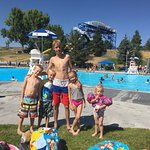 Lava Hot Springs Indoor Aquatic Center & Portneuf Kiddie Cove