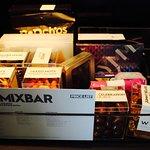 Extras from the Mini Bar/ Souvenir Box.