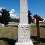 McGregor family gravestone