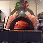 Wood fire pizza oven ~ The Pizza Shop