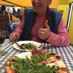 Even my husband loved the Valtellina pizza