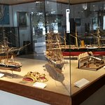 Fotografia de Cafetaria do Museu de Marinha