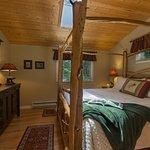 Woodland Retreat Bedroom