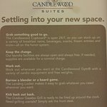 Foto di Candlewood Suites Fayetteville