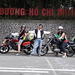 Hue Kangaroo Motor Bike Day Tours Foto