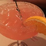 Great service. The wait wasn't as long as expected. The grapefruit margarita was yummy. The clam