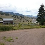 Cottonwood Cove rv Park between Creede and Southfork Colorado. Small. Basic. Inexpensive. No tab
