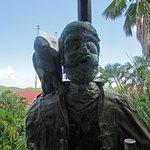 Pirate Statue