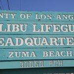 Malibu Lagoon State Beach Foto