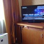 テレビ&空気清浄機