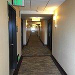 22nd Floor Hallway