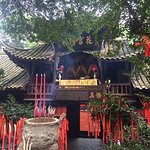 Qingcheng Shan (mountain) - temples and greenery