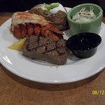 Steak and Lobster speical 13.99 from 3pm to 6pm