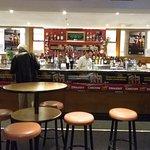 Vic's Bar.