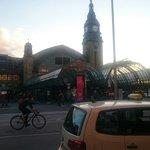 Novum Hotel Kronprinz Hamburg Hauptbahnhof Foto