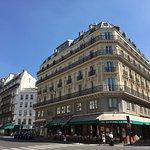Photo de Hôtel Eugène en Ville