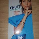 Foto de Ibis Budget Frejus Saint Raphael Capitou A8