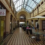 Stock Exchange Arcade