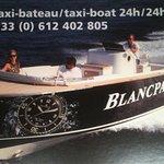 Taxi Boat Saint Tropez