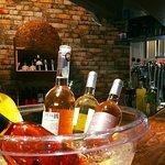 large choix de vin français