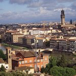 Views of Florence from San Miniato al Monte
