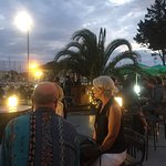 Face au port de capbreton, de très belles soirées avec une equipe accueillante
