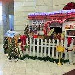 Santa's Mail Room............