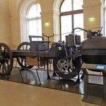 Chariot de Cugnot