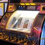 Jukebox in Bank Club