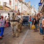 Visite du village de St Chély d'Apcher
