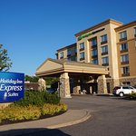 Holiday Inn Express Hotel & Suites Huntsville Foto