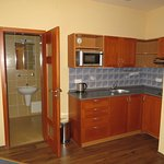 Kitchen corner (room 6)