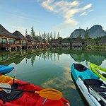 Foto di Poonsiri Resort River Hill